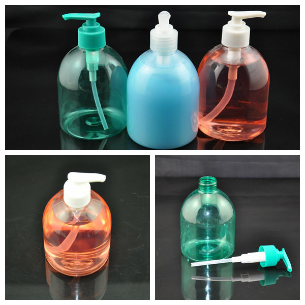 500ml PET pump hotel toilet hand soap / high quality hand soap on sale