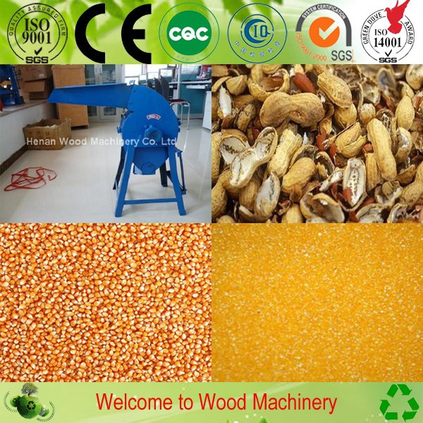 high capacity corn hammer mill grinder