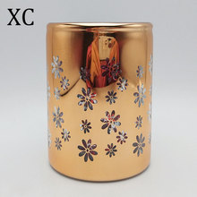 New promotion tealight candle holder house different types of holders