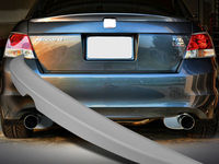 AUTO BODY ACCESSORY 2008 REAR SPOILER CAR REAR TRUNK SPOILER FOR HONDA ACCORD