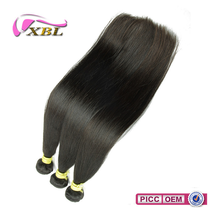 Hot selling human hair extension, Wedding hair accessories