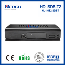 high quality ISDBT set top box isdb-t digital tv reception box