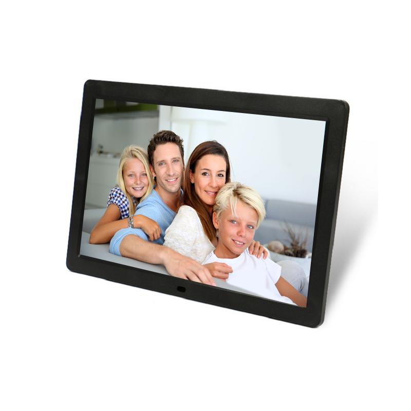 Blanc et noir en option 12 pouces autonome lecture vidéo numérique cadre - ANKUX Tech Co., Ltd
