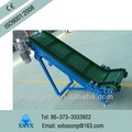 PVC Belt With Apron Grain Belt Conveyor Machine