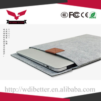 Laptop Leather Sleeve For 11.6 Inch Laptop