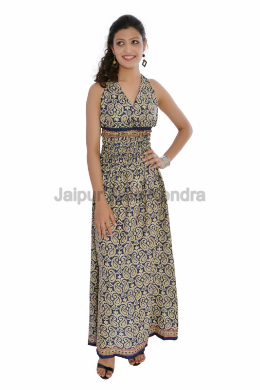INDIAN WOMEN FULL LONG MAXI SATIN TUNIC CASUAL GIRLS LADIES EVENING DRESS