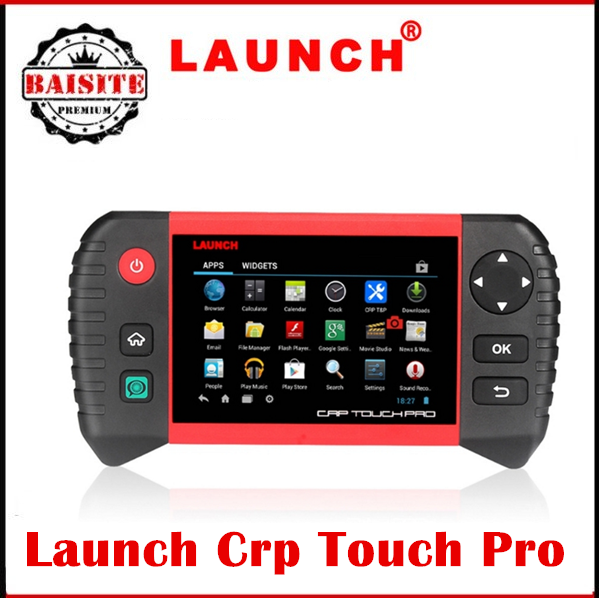"5"" Android System Launch CRP TOUCH US Version Professional Diagnostic Auto Scan Tool Scanner launch touch car service reset tool"