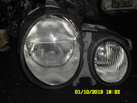 Mercedes Benz W212 Headlamps