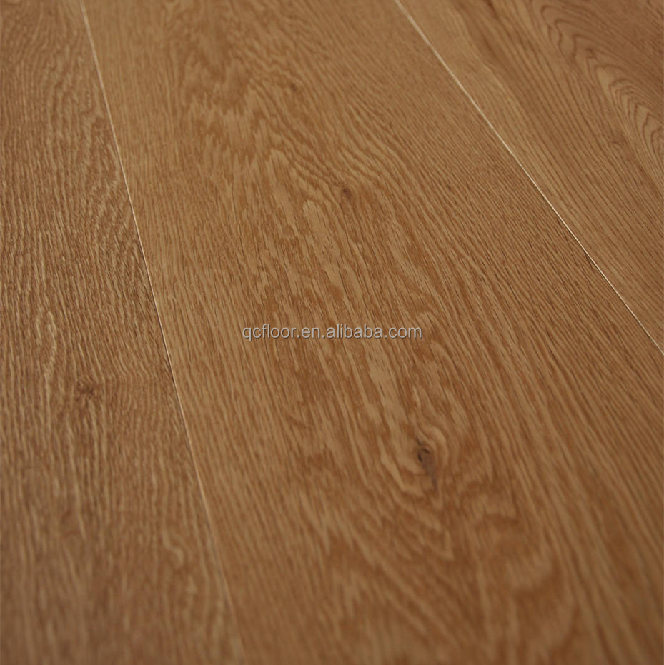 Oak parquet wood flooring prices with natural color
