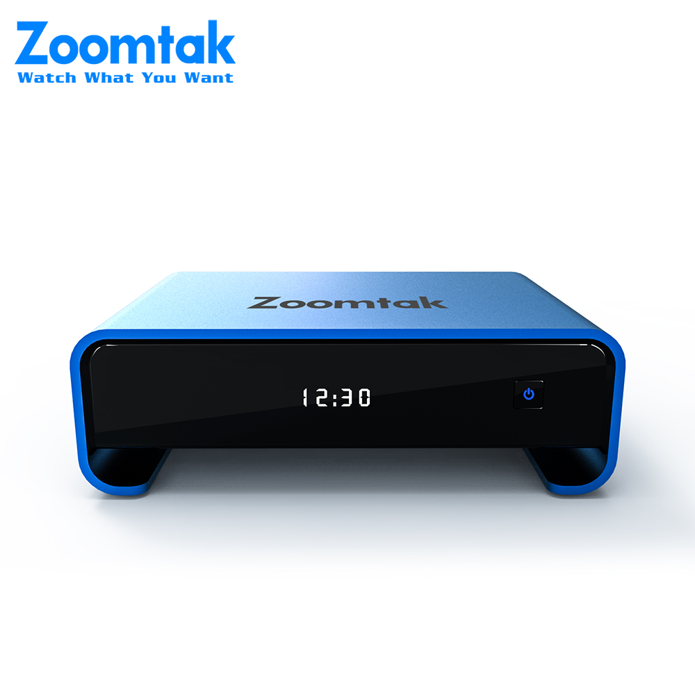 Zoomtak U Plus s912 android 6.0 best tv box support SATA HDD
