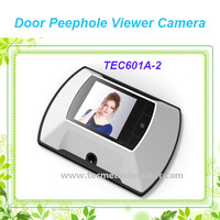 "High Definition Door Eye Hole Camera with 2.2"" TFT LCD Screen TEC601A-2"