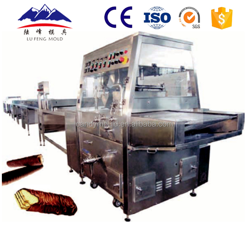 CQ300 CHOCOLATE MOLDING LINE