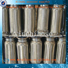 Hot sale exhaust flex pipe/car exhaust pipe/flexible hose for exhaust