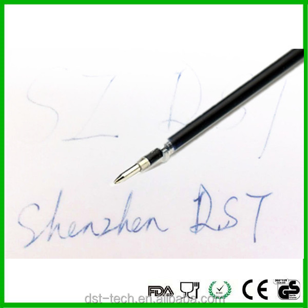Wholesale magic pen disappearing ink pen ballpooint pen refill can be write on clothes and good for handwritng practice