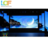 Alibaba hot sale rental series P6 outdoor led board display