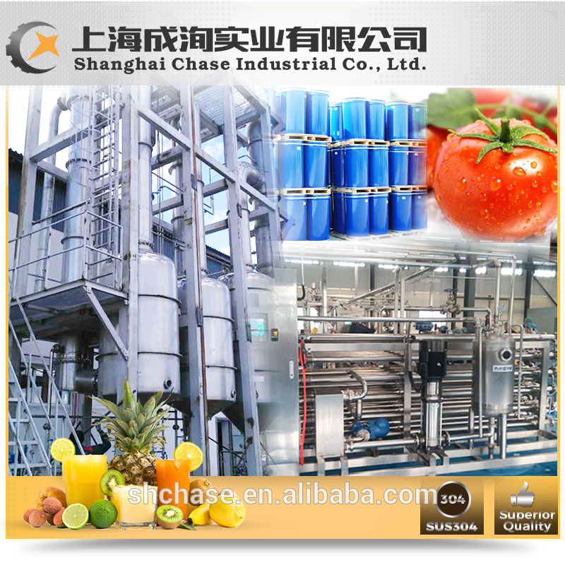 Stainless steel tomato processing plant for sale