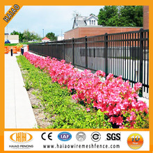 The most cost-effective galvanized steel flower bed fencing