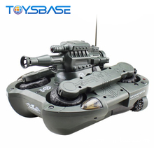 Alibaba.Com Deutschland Remote Control Toy With Water Shooting Function Amphibious T90 RC Tank
