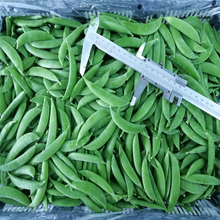 High-quality Fresh Snow Peas Sugar Snap Peas