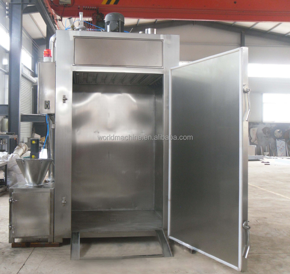 smokehouse oven/china supplier industrial smoking oven