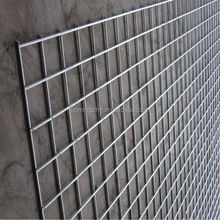 Hot sales !!! Export Square Hole Galvanized Welded Wire Mesh Panel