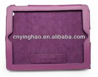 New style cheapest for custom leather ipad covers