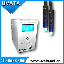 Uvata Customized 4 Channel 365nm UV LED Spot Curing System
