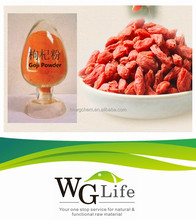 China Factory Organic Nutraceuticals Wolfberry Extract / Goji Powder