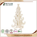 wooden christmas hanging decoration
