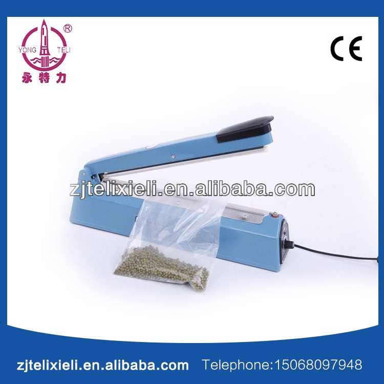 100mm Manual Heat Sealing Impulse Sealer for PP Bag Film