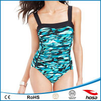 Sea International Concepts Ruched retro swimwear