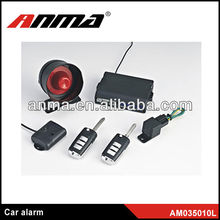 Professional factory of manual two way car alarm system voice control car alarm