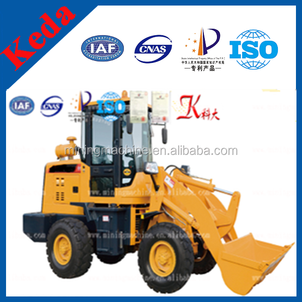 Low Price Chinese XCMG 50HP 0.5CBM Bucket Used Bobcat Wheel Type Mini Skid Steer Loader For Sale