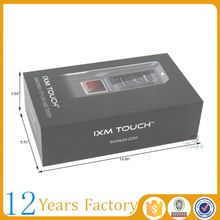 Factory promotional handmade packaging design boxes