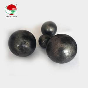 Low Breakage Rate 80mm CADI Grinding Steel Ball For Ball Mill