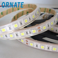 High lumen multicolor 5050 smd led light strip with 120 Degrees Beam Angle, Available in Various Colors