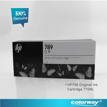 Original HP 789 Ink Cartridge 775ml Fit for HP Designjet L2550 Printer