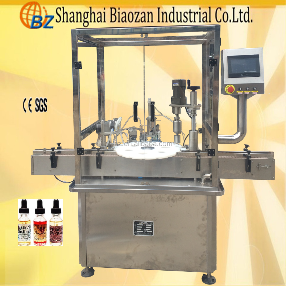 10ml Cost-effective Liquid Filling Capping Machine