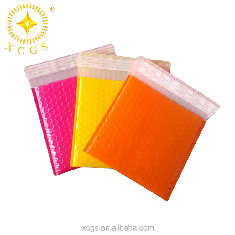 4x6 Small Poly Bubble Mailers Self-sealing poly Bubble Courier Padded Shipping Packaging Envelopes