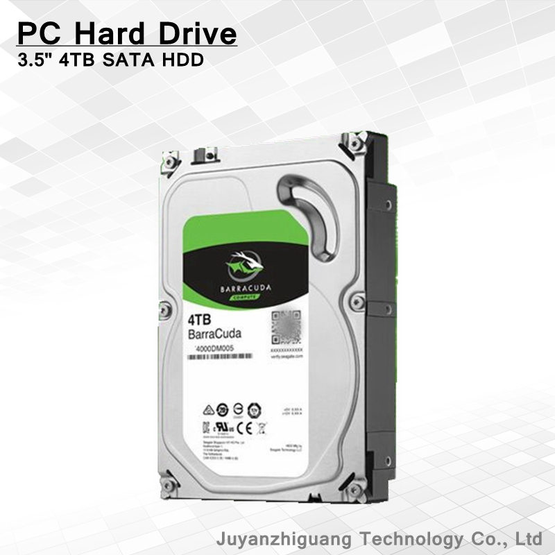 original NEW hard disk 2TB to 4TB 3.5'' SATA 7200rpm internal hdd 4tb for desktop