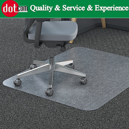 PVC Chair Mat with Lip