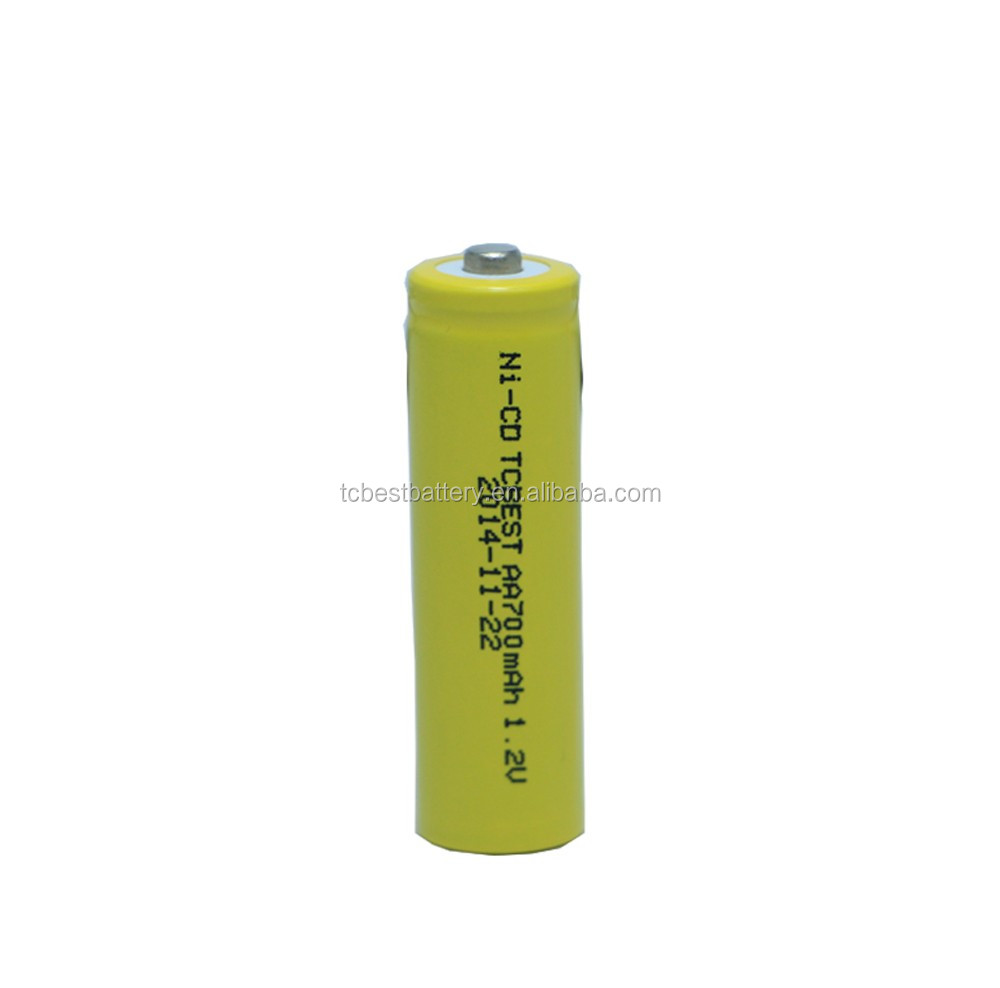 AA700 soft battery pack rechargeable battery, NI-CD rechargeable consumer battery/
