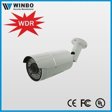 cheap 1080P 2MP WDR ip outdoor bullet camera rj45 with CE FCC Certificate