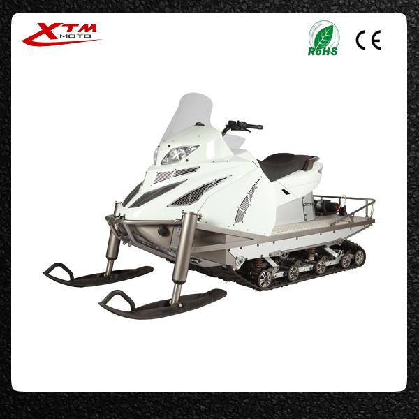 Adult petrol snow scooter chinese snowmobile