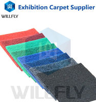 Alibaba china hot sell waterproof indoor outdoor carpet roll