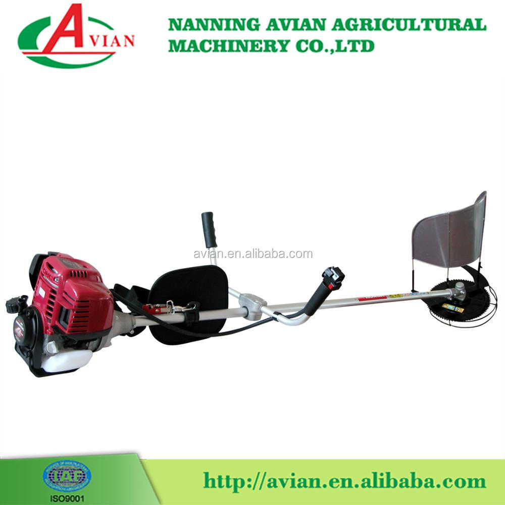 Mini Gas Handheld Rice Harvester / 2 Stroke Wheat Harvester Hot Sale to Africa