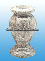 Decorative stone carved flower planter products for the garden granite planters pots flower vases unique flower pots