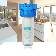 Household Italian Style Water Washable Cartridge Filtration Unit Bottle Purifier