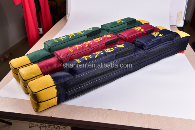 Promotion high quality three colors oxford cloth bag for tai chi sword