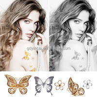 Fashion Leader Jewelry Design Temporary Tattoo Sticker With Great Quality